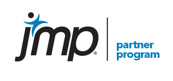 JMP partner program logo