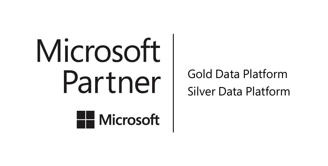 Microsoft Gold Silver Partner Data Platform