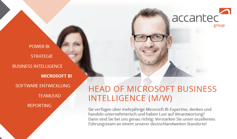 accantec head microsoft business intelligence