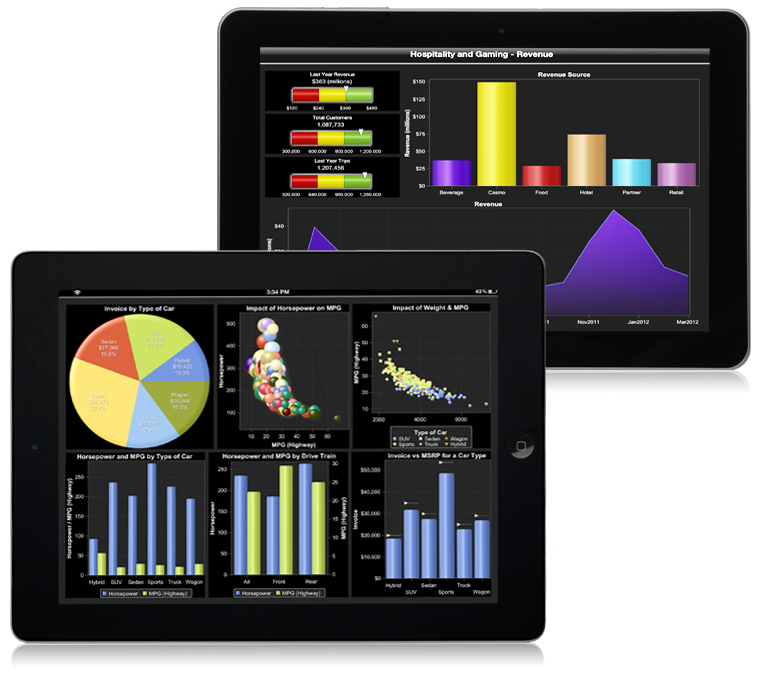 SAS Visual Analytics Mobile